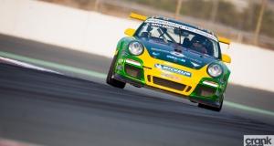 Saudi Falcons GT3 Dubai Autodrome