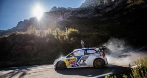 Sebastian Ogier. VW Polo WRC