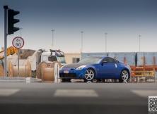 Nissan 350Z - Steve Smuts