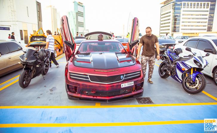 Street Meet 2015 Dubai-26