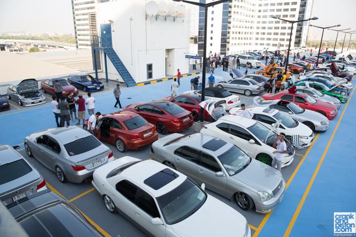 Street Meet 2015 Dubai-5