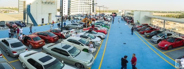 Street Meet 2015 Dubai-1