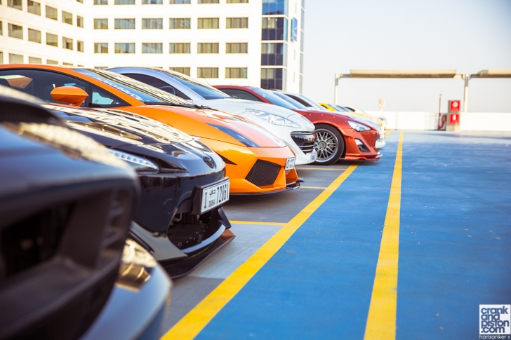 Street Meet 2015 Dubai-15