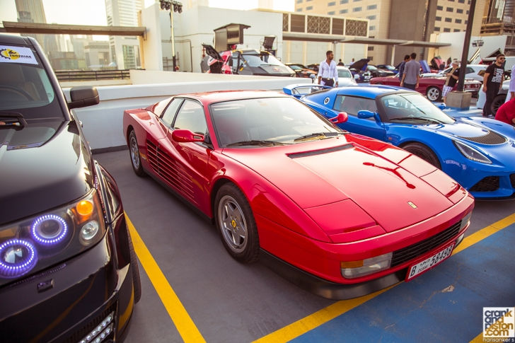 Street Meet 2015 Dubai-16
