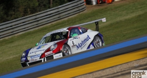 Taking on the Porsche 911