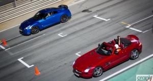 The Chase, Dubai Autodrome
