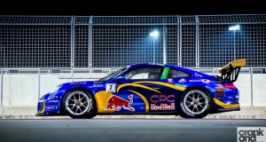 The Saudi Falcons. Porsche GT3 Challenge Cup Middle East