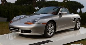 Porsche Boxster. Tim Ansell