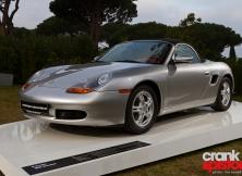 Porsche Boxster 09