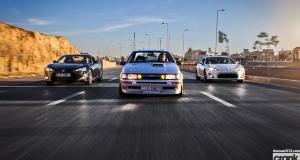 Toyota 86 meets AE86. Jordan