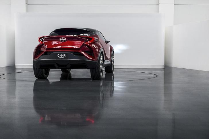 Toyota C-HR Concept-8