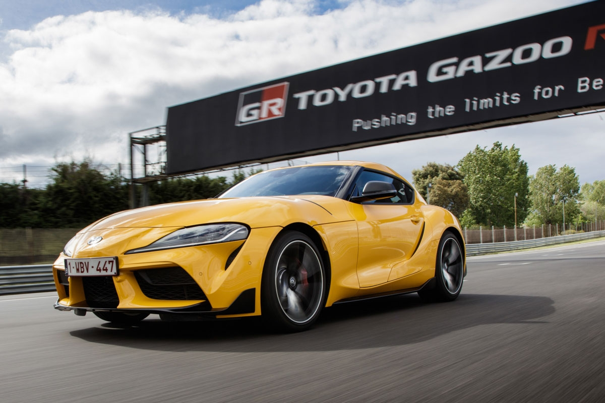 New Toyota Supra review - Japan's sports car hero driven ...