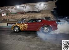 Toyota Supra. UAE Drag Action