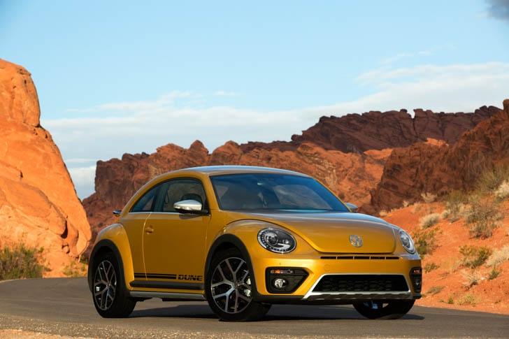 Volkswagen Beetle Dune-1