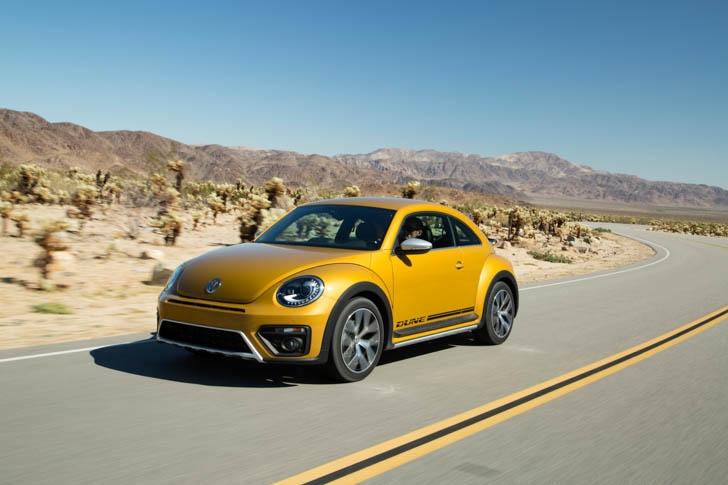 Volkswagen Beetle Dune-10