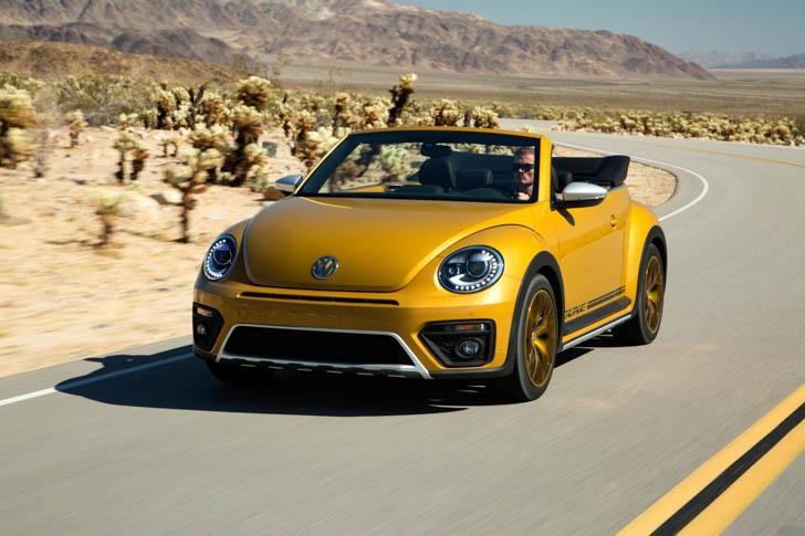 Volkswagen Beetle Dune-11