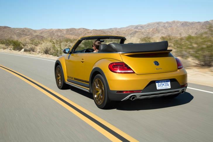 Volkswagen Beetle Dune-12
