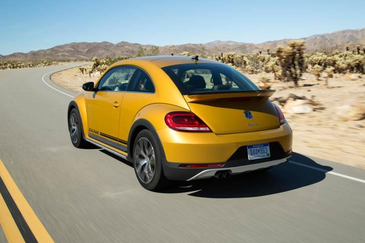 Volkswagen Beetle Dune-13