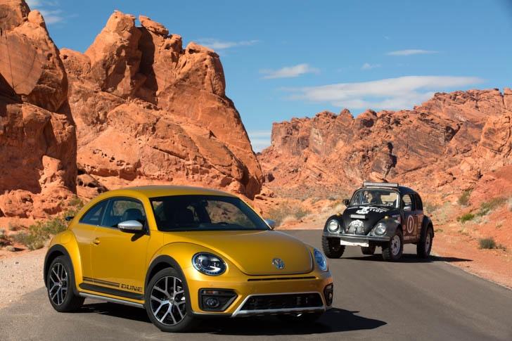 Volkswagen Beetle Dune-4