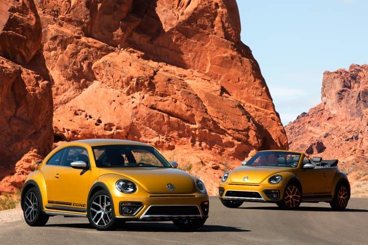 Volkswagen Beetle Dune-5