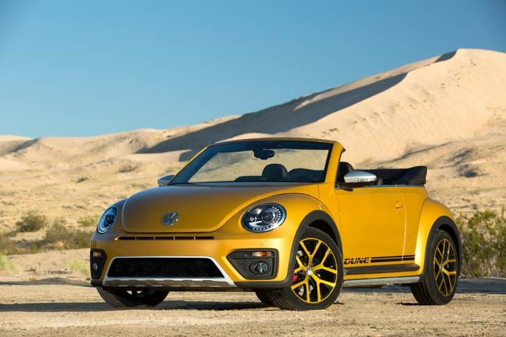 Volkswagen Beetle Dune-8