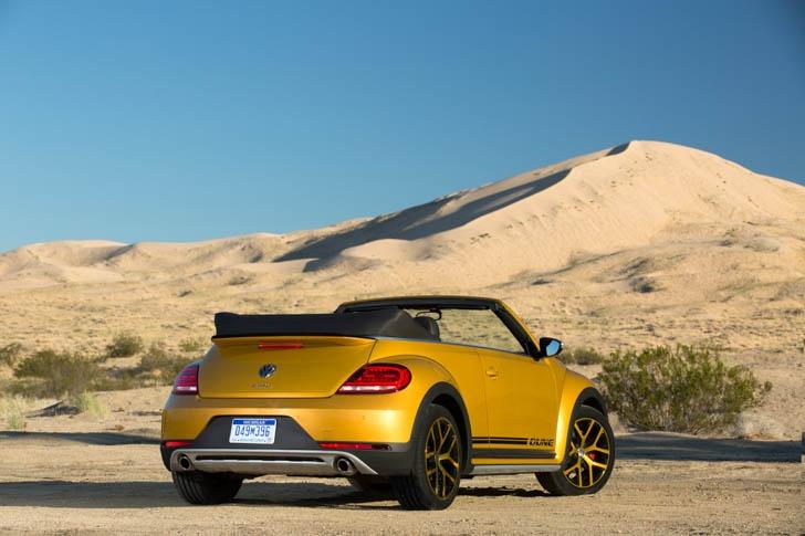 Volkswagen Beetle Dune-9