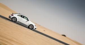 Volkswagen Beetle. UAE