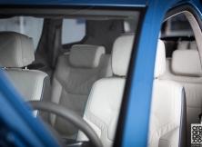 Volkswagen Cross Blue