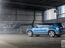 Volkswagen Cross Blue 1