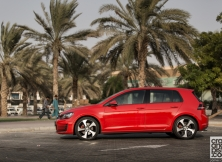 VW Golf GTI Set 2