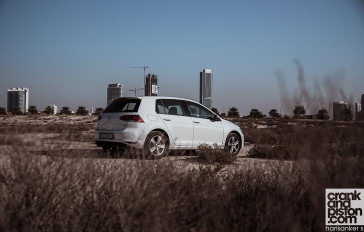 Volkswagen Golf. The Management Fleet (February)-1