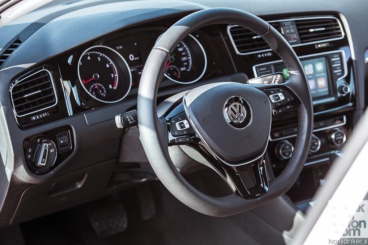 Volkswagen Golf. The Management Fleet (February)-11