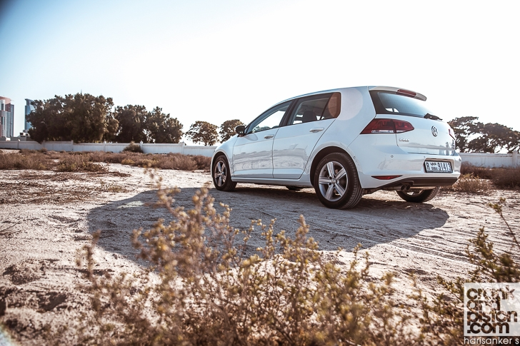 Volkswagen Golf. The Management Fleet (February)-2