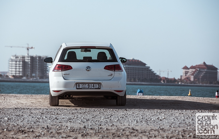Volkswagen Golf. The Management Fleet (February)-9
