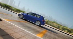 Volkswagen Golf R. UAE