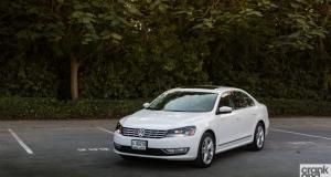 Volkswagen Passat. Farewell