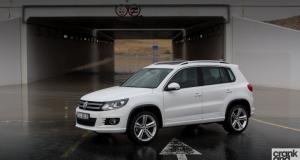 Volkswagen Tiguan. Management Fleet