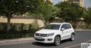 Volkswagen Tiguan. The Management Fleet (June)