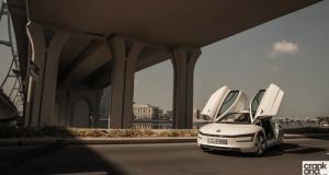 Volkswagen XL1 in Dubai