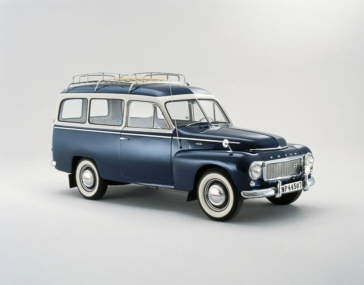 Volvo history estate cars-7