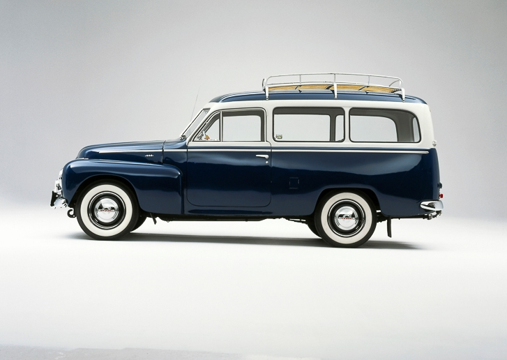 Volvo history estate cars-9