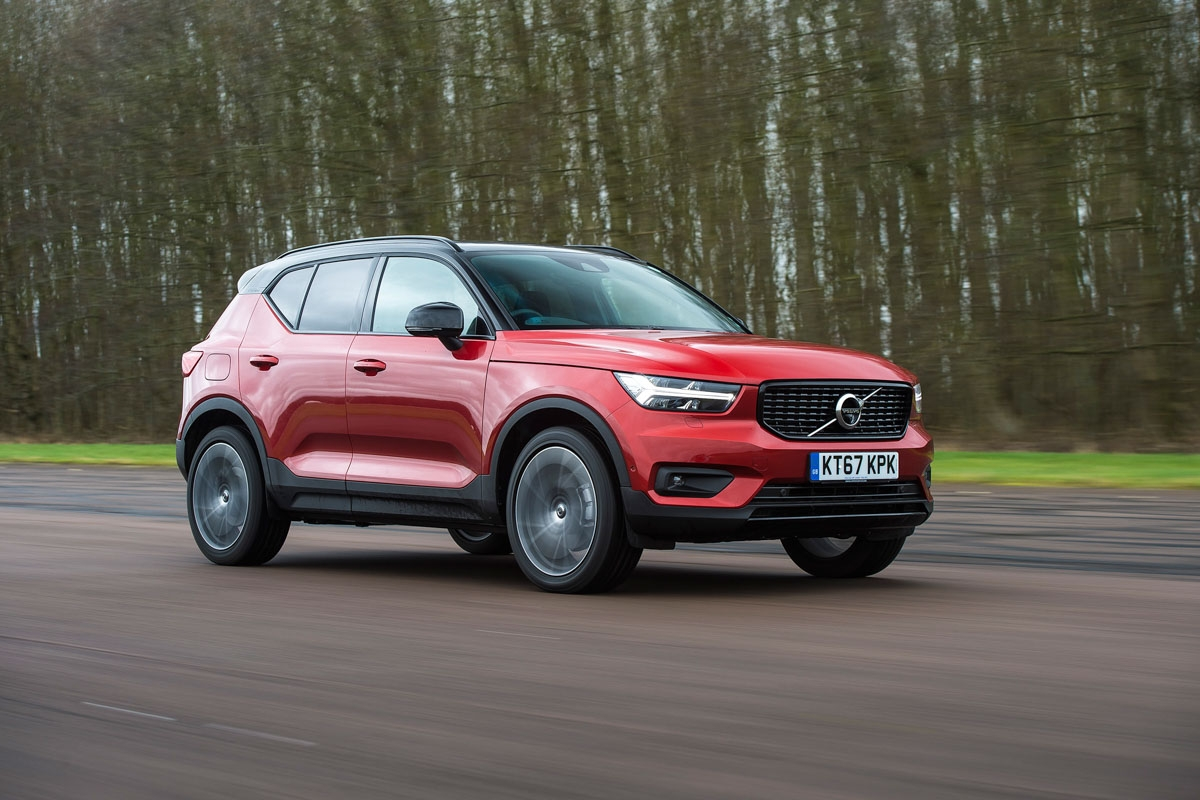 Volvo XC40 review-15