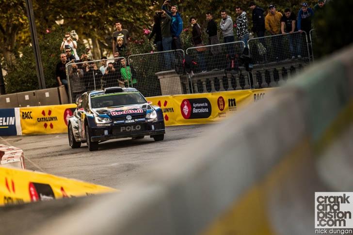 World Rally Championship Spain 2015-11
