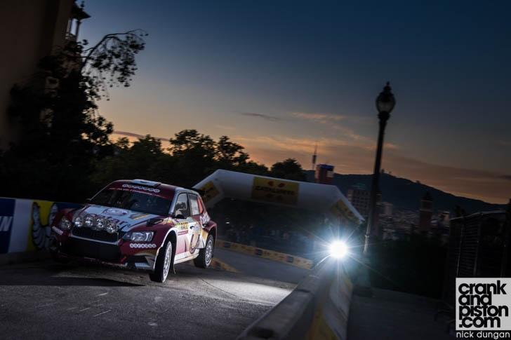 World Rally Championship Spain 2015-12