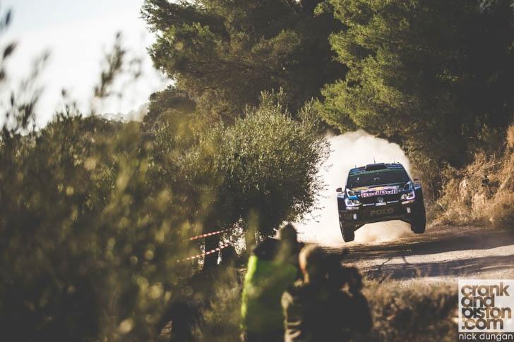 World Rally Championship Spain 2015-16
