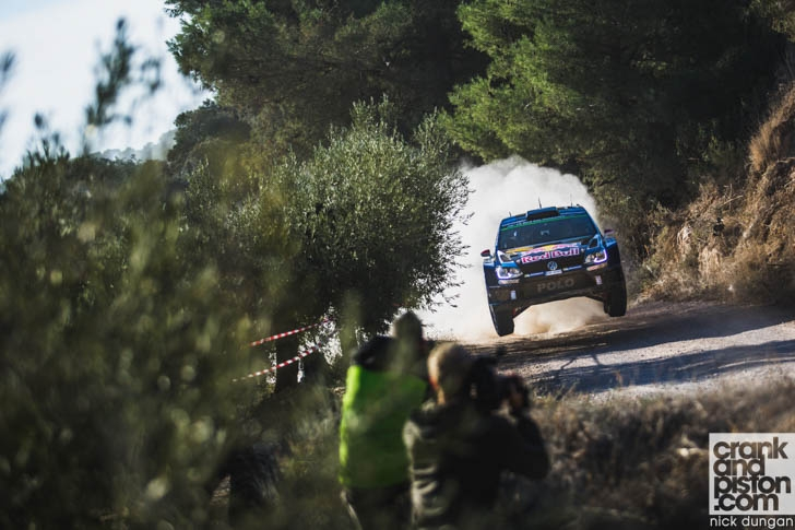 World Rally Championship Spain 2015-17