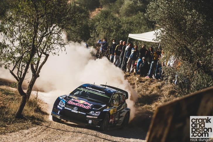 World Rally Championship Spain 2015-18