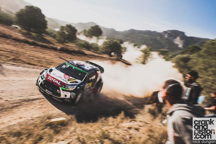 World Rally Championship Spain 2015-19