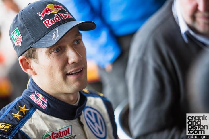 World Rally Championship Spain 2015-2