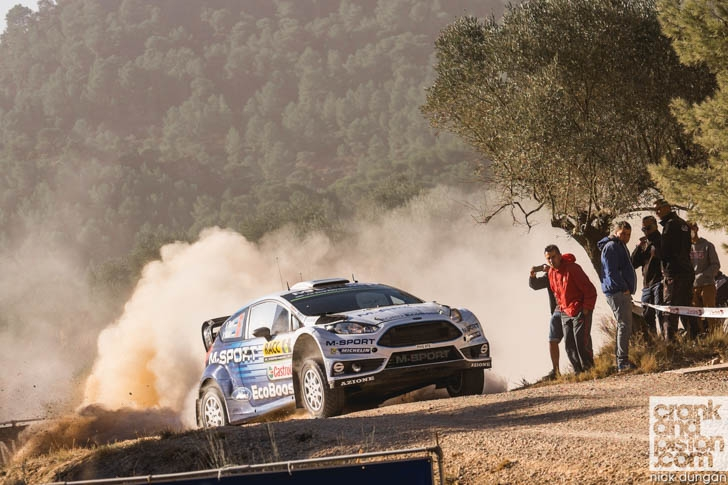 World Rally Championship Spain 2015-21